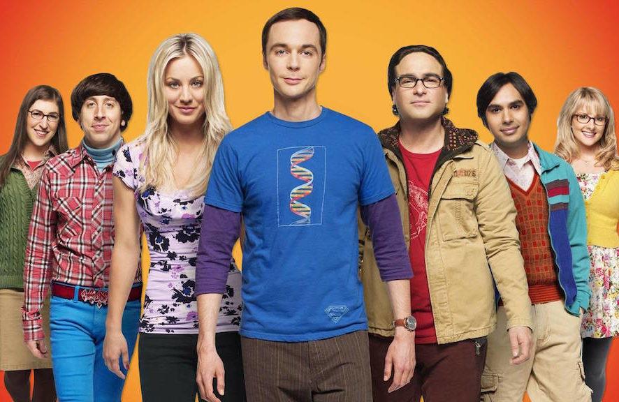 Nie taki geek straszny, jak go malują, czyli o The Big Bang Theory