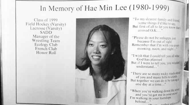 Kto zabił Hae Min Lee?