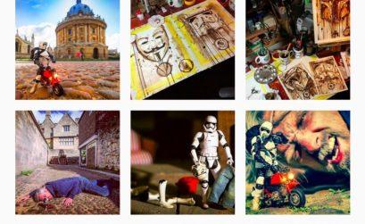 Geek konta na instagramie