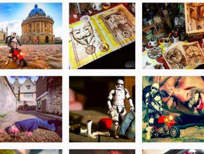 8 (i 1/2) najlepszych geekowych kont na Instagramie