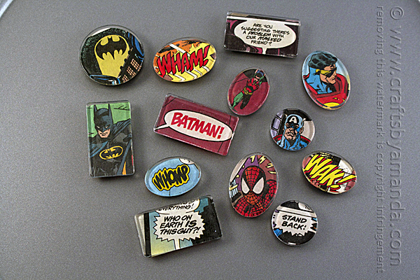 Comic-Book-Magnets