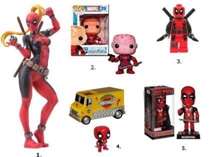 Najlepsze gadżety z Deadpoolem [Polskie sklepy!]
