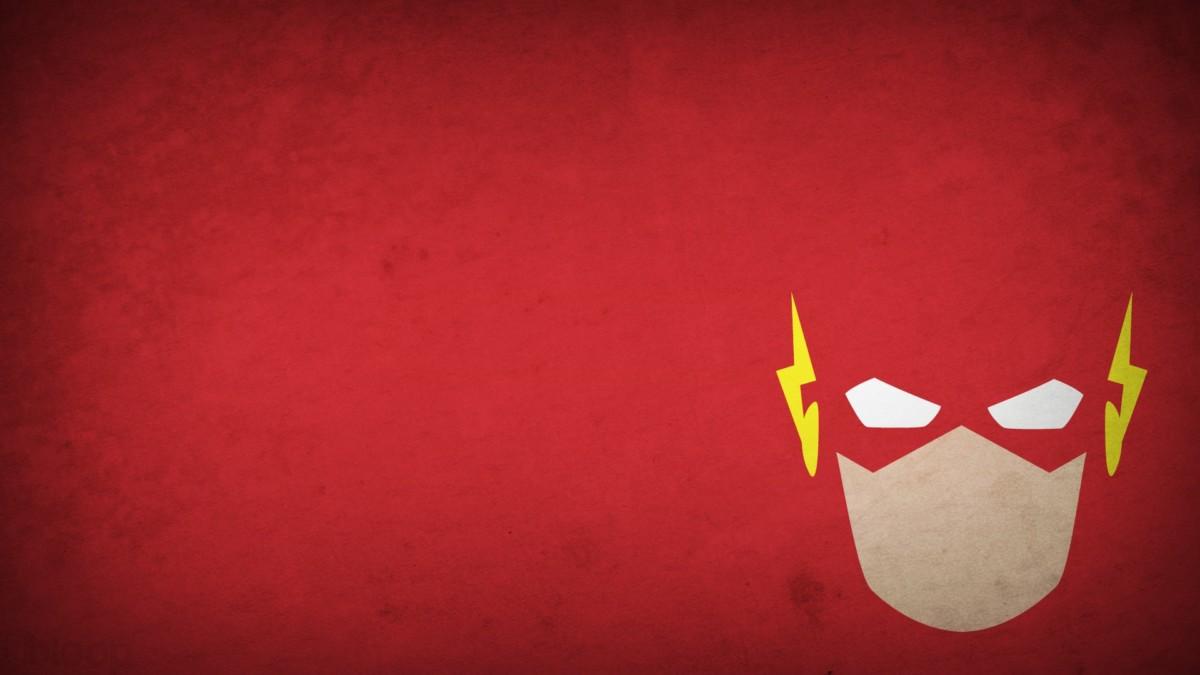 Geek tapeta na pulpit Flash