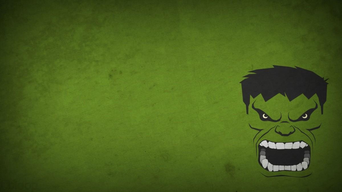 Geek tapeta na pulpit Hulk
