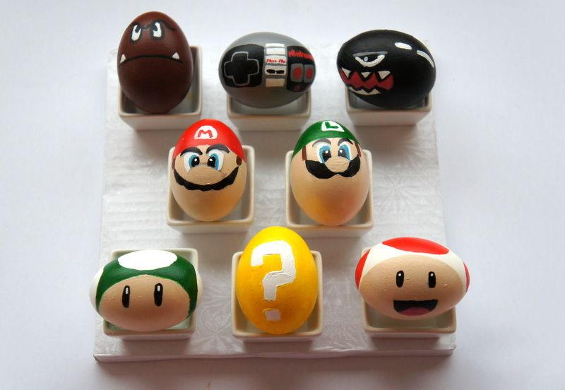 Pisanka Super Mario