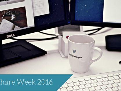 Geekowy Share Week 2016, czyli zupełnie nie to, czego się spodziewasz