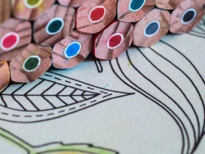 Zen w geek stylu, czyli darmowe kolorowanki dla dorosłych