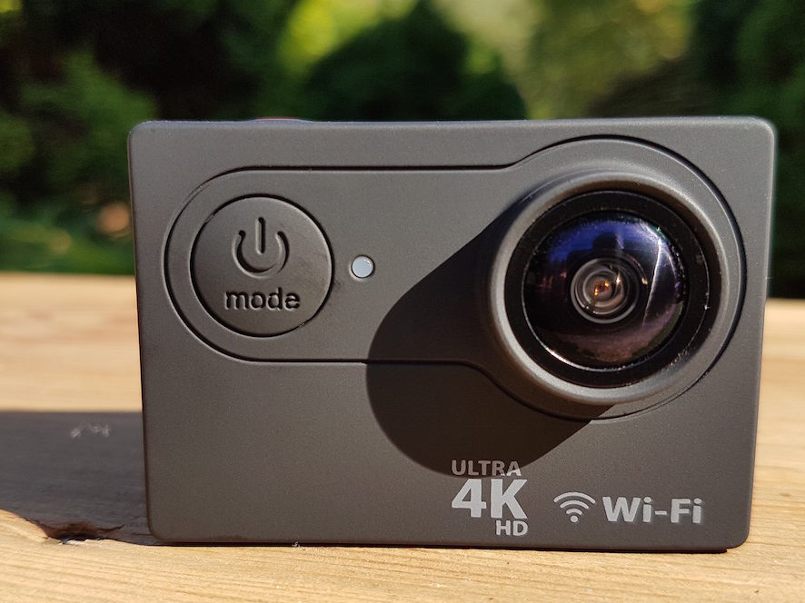 Kamera Forever SC-400 4k Wi-Fi - mały, ale wariat [test]