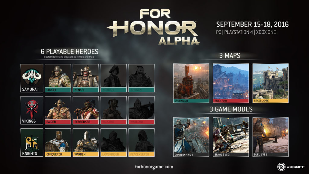 for_honor_closed_alpha