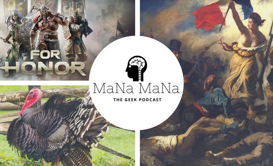 Mana Mana #2: O For Honor, Life of Black Tiger i Marsyliance
