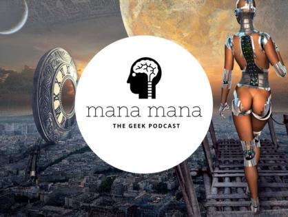 Mana Mana #8: O dziurawych plackach, odkurzaniu krwi i pracowitych robotach