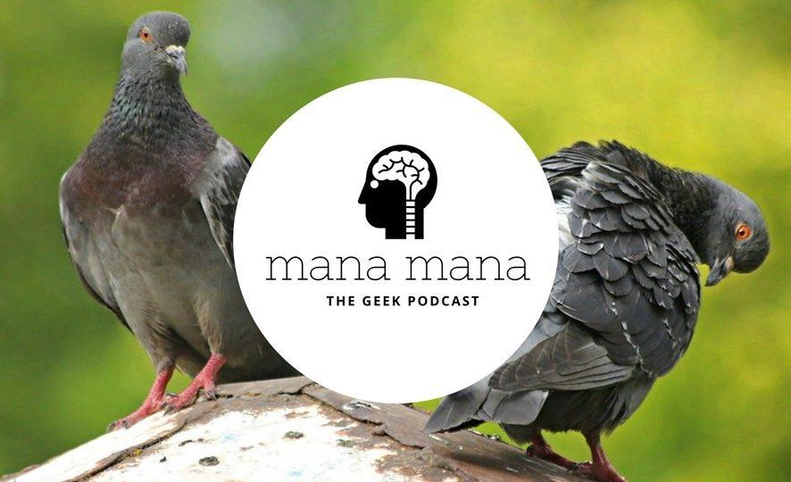 Mana Mana #11: O recenzenckich onomatopejach, thortach i morderczych gołębiach