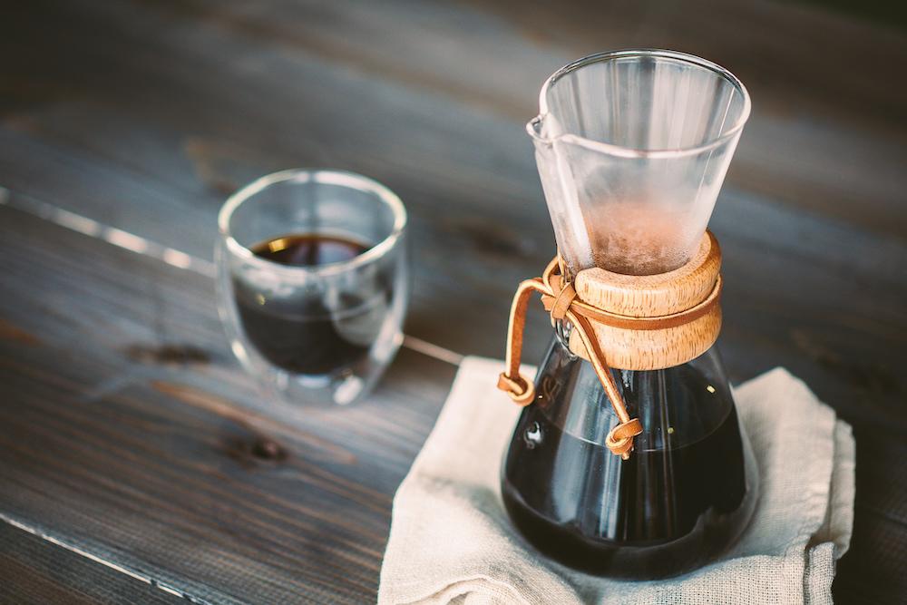 Chemex prezent dla kawosza