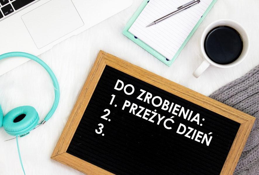 Temat miesiąca: prokrastynacja