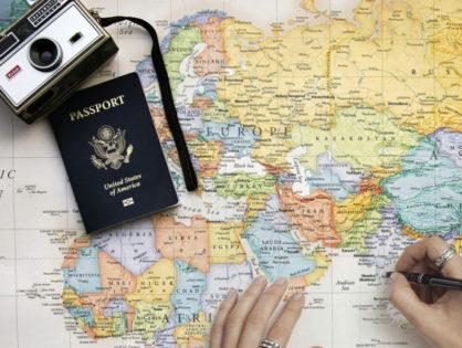 Wystarczy internet i trochę chęci, czyli jak planuję swoje wycieczki
