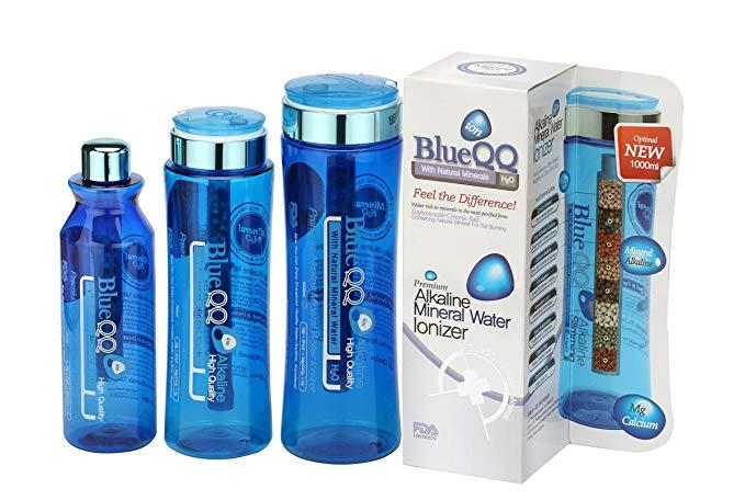 Butelka na wodę z filtrem BlueQQ