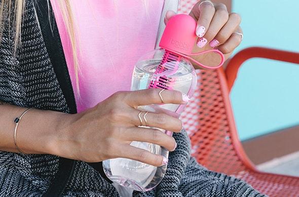Butelka na wodę z filtrem Bobble