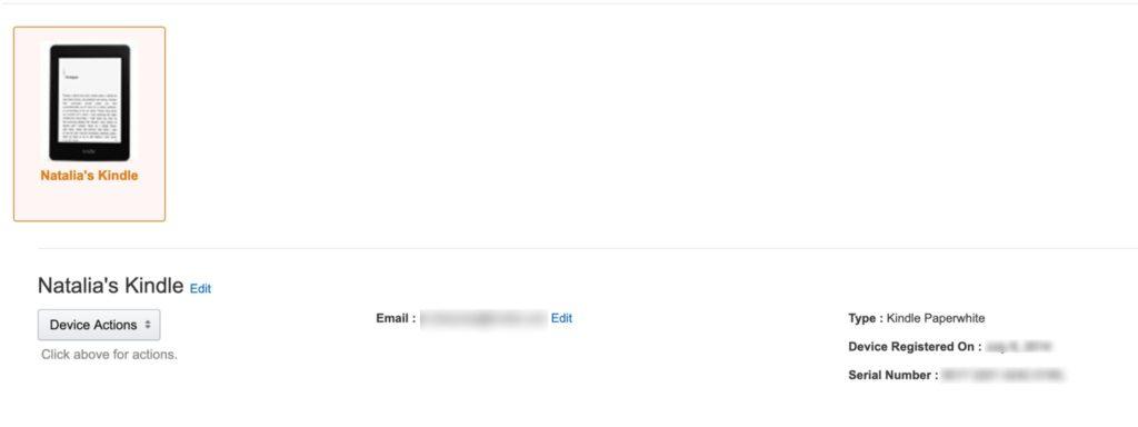 Jak pobierać książki na kindle mailem
