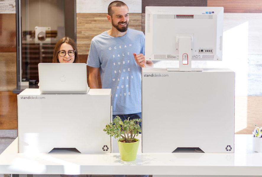 Top 8: Nakładka na biurko do pracy stojącej