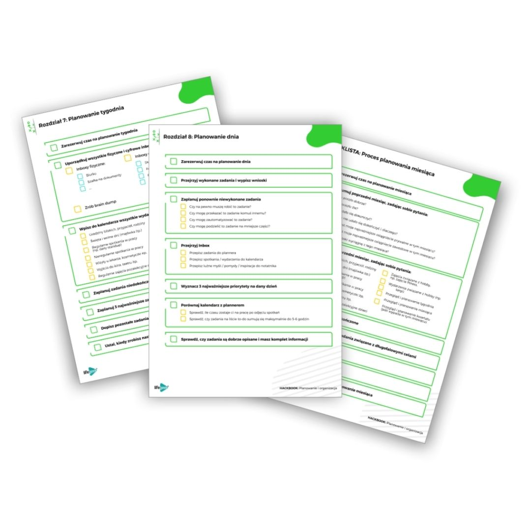 hackbook planowanie i realizacja