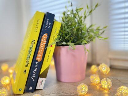 TOP5 książek z 2020 dla ambitnych pracowników wiedzy (i czytelnicze plany na 2021)